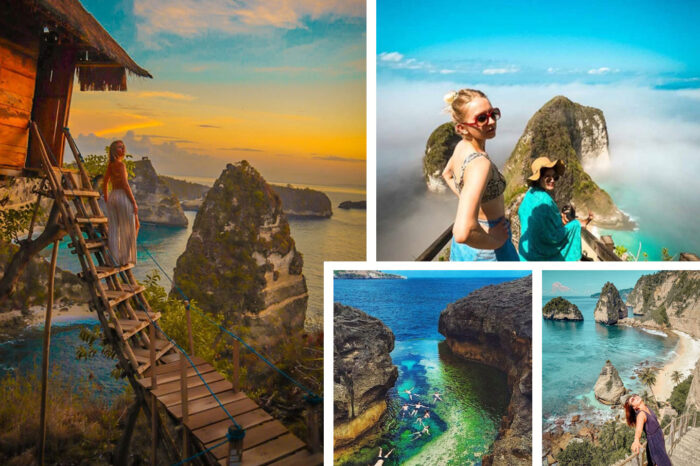 Wonderful West/ East Nusa Penida Tour