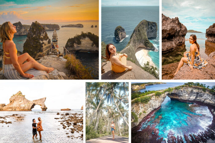 2D 1N Full Nusa Penida Package Tour + Hotel
